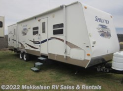 Used 2007  Keystone Sprinter 311BHS by Keystone from Mekkelsen RV Sales & Rentals in East Montpelier, VT