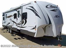 Used 2011  Keystone Cougar XLite 31SQB by Keystone from Mekkelsen RV Sales & Rentals in East Montpelier, VT