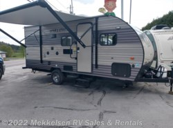 Used 2018  Forest River Wolf Pup 18TO by Forest River from Mekkelsen RV Sales & Rentals in East Montpelier, VT