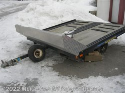Used 2002  Karavan  Snowmobile Trailer by Karavan from Mekkelsen RV Sales & Rentals in East Montpelier, VT