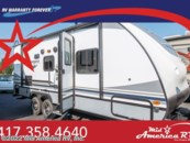 2018 Forest River Surveyor Travel Trailers 201RBS