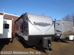 Used 2016 Keystone Springdale 262RK available in Festus, Missouri