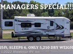 Used 2013  Keystone Cougar XLite 22RBV by Keystone from Middleton RV, Inc. in Festus, MO