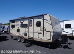 New 2018  Forest River Flagstaff Micro Lite 25BRDS by Forest River from Middleton RV, Inc. in Festus, MO