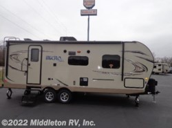 New 2018  Forest River Flagstaff Micro Lite 25FBLS by Forest River from Middleton RV, Inc. in Festus, MO