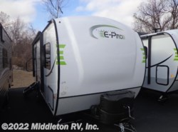 New 2018  Forest River Flagstaff E-Pro E17RK by Forest River from Middleton RV, Inc. in Festus, MO