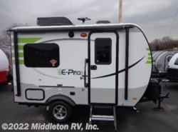 New 2018  Forest River Flagstaff E-Pro E14FK by Forest River from Middleton RV, Inc. in Festus, MO