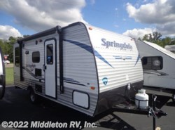 New 2019 Keystone Springdale Summerland Mini 1750RD available in Festus, Missouri