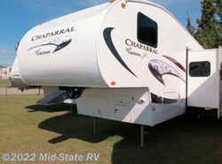 Used 2008  Coachmen Chaparral Lite 298RBS by Coachmen from Mid-State RV Center in Byron, GA