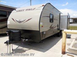 New 2017  Forest River Cherokee Grey Wolf 24RK by Forest River from Mid-State RV Center in Byron, GA