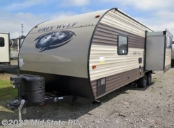 New 2017  Forest River Cherokee Grey Wolf 23MK by Forest River from Mid-State RV Center in Byron, GA