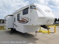 Used 2011  Jayco Eagle 31.5RLTS by Jayco from Mid-State RV Center in Byron, GA