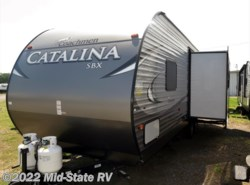 New 2018  Coachmen Catalina SBX 251RLS by Coachmen from Mid-State RV Center in Byron, GA