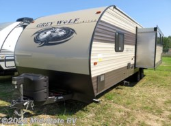 New 2018  Forest River Cherokee Grey Wolf 26RL by Forest River from Mid-State RV Center in Byron, GA