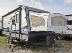 New 2018  Forest River Surveyor 221ST by Forest River from Mid-State RV Center in Byron, GA