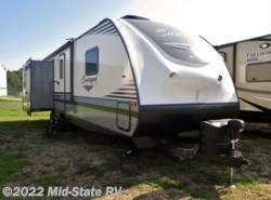 New 2018  Forest River Surveyor 33KRLTS by Forest River from Mid-State RV Center in Byron, GA