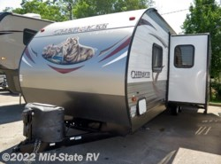 Used 2014  Forest River Cherokee 274DBH by Forest River from Mid-State RV Center in Byron, GA