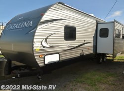 New 2018  Coachmen Catalina Legacy Edition 283RKS by Coachmen from Mid-State RV Center in Byron, GA