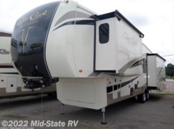 New 2018  Forest River Cedar Creek Champagne 38ERK by Forest River from Mid-State RV Center in Byron, GA