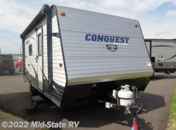 Used 2016  Gulf Stream Conquest Lite 198BH by Gulf Stream from Mid-State RV Center in Byron, GA