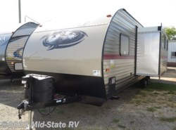 New 2018  Forest River Cherokee Grey Wolf 26DBH by Forest River from Mid-State RV Center in Byron, GA