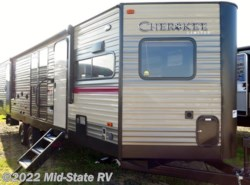 New 2018  Forest River Cherokee 274VFK by Forest River from Mid-State RV Center in Byron, GA