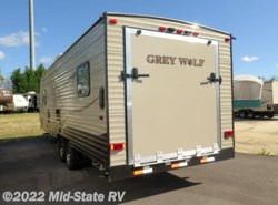 Used 2016  Forest River Grey Wolf 22RR by Forest River from Mid-State RV Center in Byron, GA