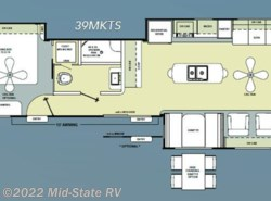 New 2018  Coachmen Catalina 39MKTS by Coachmen from Mid-State RV Center in Byron, GA