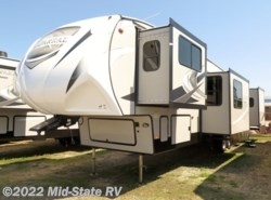 New 2019  Coachmen Chaparral 370FL by Coachmen from Mid-State RV in Byron, GA