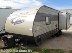 Used 2017  Forest River Cherokee Grey Wolf 23MK by Forest River from Mid-State RV in Byron, GA