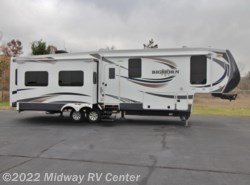Used 2014  Heartland RV Bighorn  3570RS by Heartland RV from Midway RV Center in Grand Rapids, MI