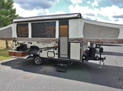 Used 2017  Forest River Rockwood High Wall  HW277 POP-UP by Forest River from Midway RV Center in Grand Rapids, MI