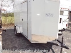 New 2017  Pace American Outback OB6X12DLX WITH SWING DOORS by Pace American from Art's RV Sales & Service in Glen Ellyn, IL