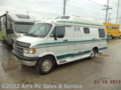 Used 1996  Pleasure-Way Excel RL WITH REAR KING BED by Pleasure-Way from Art's RV Sales & Service in Glen Ellyn, IL