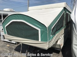 Used 2002  Coachmen Clipper Classic 1270ST WITH SHOWER AND TOILET by Coachmen from Art's RV Sales & Service in Glen Ellyn, IL