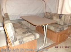 Used 2002  Jayco Camping Trailers HERITAGE POTOMAC WITH SLIDE OUT by Jayco from Art's RV Sales & Service in Glen Ellyn, IL
