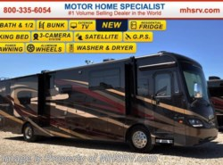 New 2017  Sportscoach Cross Country 404RB Bath & 1/2, Pwr Salon Bunks, W/D & King Bed by Sportscoach from Motor Home Specialist in Alvarado, TX