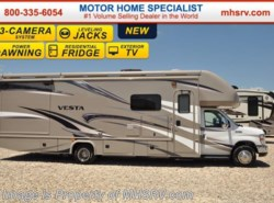 New 2017  Holiday Rambler Vesta 31U W/Int. Awnings, 3 Cam, Ext TV, Res Fridge by Holiday Rambler from Motor Home Specialist in Alvarado, TX