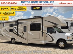 New 2017  Thor Motor Coach Chateau 30D Bunk Model RV for Sale at MHSRV by Thor Motor Coach from Motor Home Specialist in Alvarado, TX