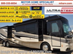 New 2017  Monaco RV Diplomat 43Q Bath & 1/2 Diesel RV for Sale W/ King Bed by Monaco RV from Motor Home Specialist in Alvarado, TX