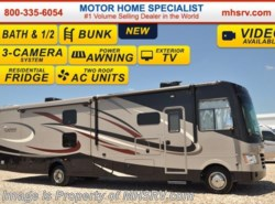 New 2017  Coachmen Mirada 35BH Bunks, Bath & 1/2, Pwr Loft, 6 TV, Res Fridge by Coachmen from Motor Home Specialist in Alvarado, TX