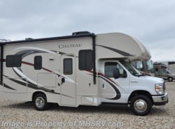 New 2017  Thor Motor Coach Chateau 23U Class C RV for Sale W/15K A/C, Ext. TV, 3 Cam by Thor Motor Coach from Motor Home Specialist in Alvarado, TX