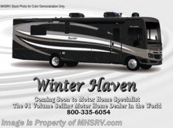 New 2017  Fleetwood Bounder 34T RV for Sale at MHSRV W/LX Package, W/D,  Sat by Fleetwood from Motor Home Specialist in Alvarado, TX