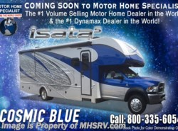 New 2018  Dynamax Corp Isata 5 Series 36DS Super C RV for Sale W/8KW Dsl Gen, King Bed by Dynamax Corp from Motor Home Specialist in Alvarado, TX
