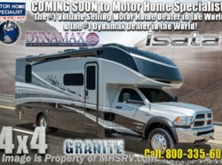 New 2019 Dynamax Corp Isata 5 Series 36DS 4x4 Super C RV for Sale W/8KW Gen available in Alvarado, Texas