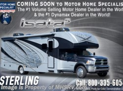 New 2018  Dynamax Corp Isata 5 Series 36DS Super C RV for Sale W/King, 8KW Dsl Gen by Dynamax Corp from Motor Home Specialist in Alvarado, TX