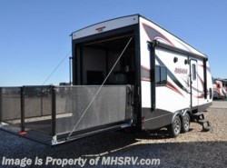 New 2017  Coachmen Adrenaline Bunk House Toy Hauler 19CB W/15K A/C, Gen by Coachmen from Motor Home Specialist in Alvarado, TX