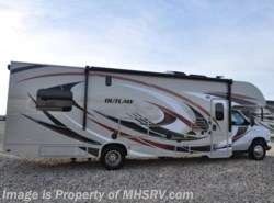 New 2017  Thor Motor Coach Outlaw 29H Toy Hauler Class C RV for Sale W/2 A/C by Thor Motor Coach from Motor Home Specialist in Alvarado, TX