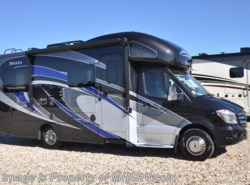 New 2017  Thor Motor Coach Four Winds Siesta Sprinter 24ST Diesel RV for Sale W/Ext. TV, Dsl. Gen