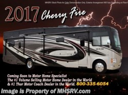 New 2017  Thor Motor Coach Outlaw 37BG Bunk House RV for Sale at MHSRV.com W/3 A/Cs by Thor Motor Coach from Motor Home Specialist in Alvarado, TX